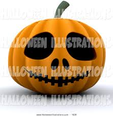 spooky clip art royalty free carved pumpkin stock halloween designs