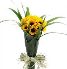sunflower bouquet sunflower bouquet de flowers