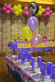 How To Decorate Birthday Party At Home by 91 Best Kids Dora Birthday Party Ideas Images On Pinterest