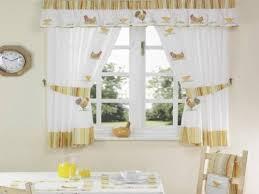 Kitchen Valance Curtains by 9 Best Kitchen Curtain Designs Images On Pinterest Curtain Ideas