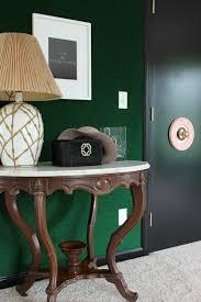 diy green carpet covered wall