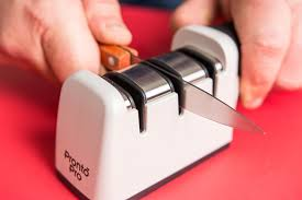 best sharpener for kitchen knives how to use knife sharpening system in kitchen safety tips