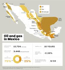 Map Of Veracruz Mexico by After Years Of Decline Mexico U0027s Oil Industry Is Making A Comeback