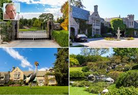 Celebrity Homes For Sale by Tooltip