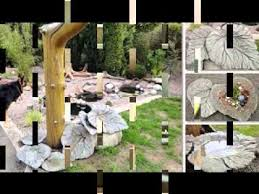 Backyard Cement Ideas Easy Diy Concrete Projects Ideas Youtube