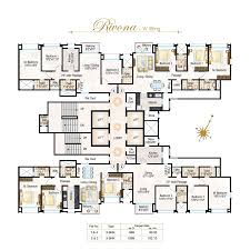 West Wing Floor Plan 3 Bhk Flats In Kandivali Apartments In Kandivali Property In