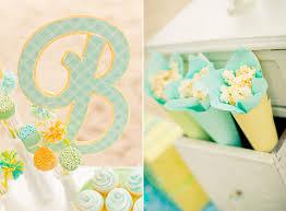 Baby Shower Decorations Yellow Blue U0026 Yellow Gender Neutral Baby Shower Ideas Baby Showers
