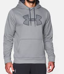 men u0027s ua storm armour fleece big logo hoodie under armour us