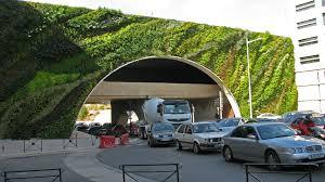 aix en provence pont max juvenal aix en provence vertical garden patrick blanc