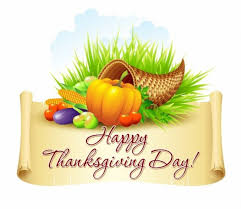 happy thanksgiving day cards clip library