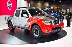 nissan titan diesel release 2014 nissan frontier diesel prototype around the block