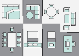 architecture plans architecture plans furniture icons download free vector art stock