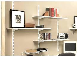 shelves wall mounted shelving systems you can diy furniture