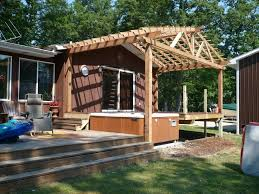Pergola Designs With Roof by Northwest Indiana Arbors Pergolas And Gazebo Builder First