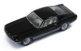 Mustang 1967 Black Mustang Gt Fastback 1967 Black W White Interior