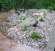 White Rock Garden White Rock Garden White Rock For Landscaping Best Ideas On Garden
