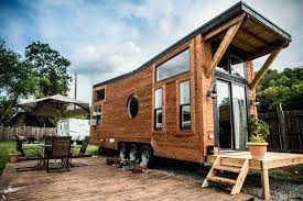the industrial from wheel life tiny homes tiny house town