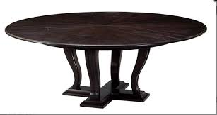 Large Round Transitional Dining Table  To  Round To Round - Large round kitchen tables
