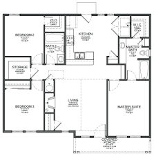 open floor plan ranch style homes first floor plan image of mystic lane house the designersopen