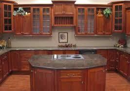 Modern Cherry Kitchen Cabinets Cherry Kitchen Cabinets Design Cataldi Us