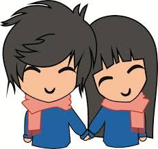 love cartoons sketch couple in love together valentine sketch for