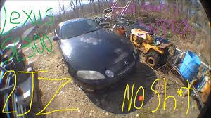lexus sc300 ebay motors lexus sc300 2jz no sh t poor mans supra youtube