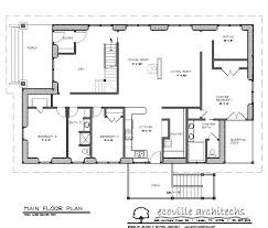 apartments building construction plans straw bale house plans