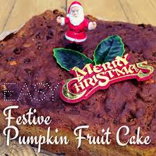 Dolce Gusto Circolo Pas Cher by Six Little Hearts An Easy Christmas Pumpkin Fruit Cake Recipe