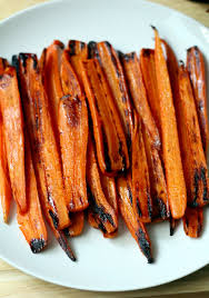 honey roasted carrots the healthy toast