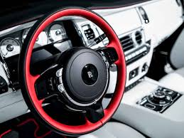 rolls royce steering wheel rolls royce dawn inspired by fashion a car on catwalk branded
