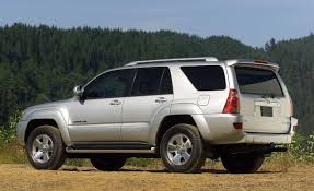 toyota 4runner limited 4wd 2005 toyota 4runner information and photos zombiedrive
