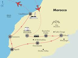 Minnesota is it safe to travel to morocco images 13 day kasbahs deserts of morocco visit agadir boumalne dades svg