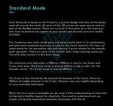 tevo tarantula 3d printer kit us plug 177 99 online shopping