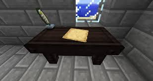How To Make A Table In Minecraft Research Table Feed The Beast Wiki Fandom Powered By Wikia