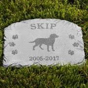 memorial stones for dogs personalized dog memorial walmart