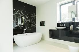 bathroom black and white 17 beautiful black bathrooms