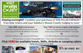 North Carolina travel programs images Nc transportation museum hotel lodging packages jpg