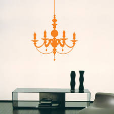Chandelier Wall Decal Fun Wall Decals For Your Home