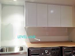 Premade Laundry Room Cabinets by How To Support A Countertop Rambling Renovators