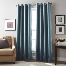 Bed Bath And Beyond Drapes Buy Teal Curtain Panels From Bed Bath U0026 Beyond