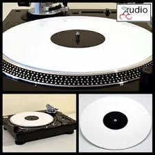 platter mat turntable platter mat fits technics sl1200 sl1210 audio technica
