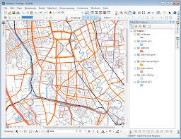 fungsi layout peta dalam sig adalah layout di arcmap arcgis wadahenurcahyo