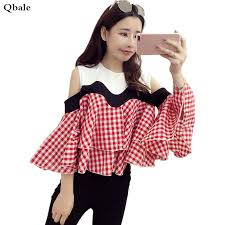 baby doll blouses cold shoulder tops 2017 summer fashion 90s baby doll