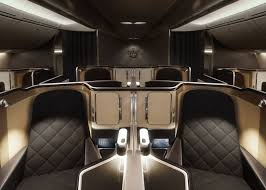 in suites class cabin interiors for airways dreamliners