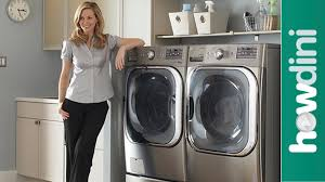 How To Hide Washer And Dryer by How To Pick A Top Or Front Loading Washing Machine Youtube
