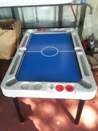 3 in 1 pool table air hockey used vintage fisher price 3 in 1 game table in bristol