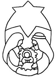 christmas coloring pages nativity free printable holidays