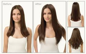clip in hair extensions before and after before after letmeshine hair extensions