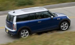 Mini Clubman Towing Capacity 2008 Mini Cooper S Clubman Road Test U2013 Review U2013 Car And Driver