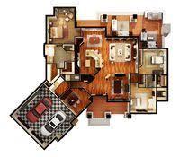 roomsketcher home design software 3d floor plan modelo